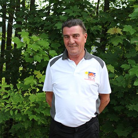 Karl Hahn: Geschäftsleitung Beratung Verkauf